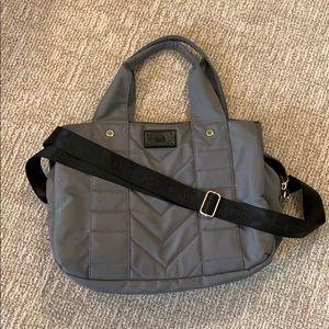Steve Madden durable shoulder bag grey, Med/Lg 🛩